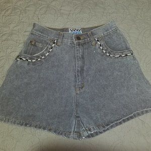 Extra Blues corded shorts, size 9